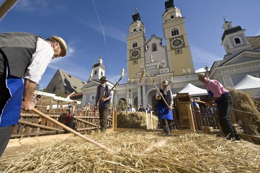 Brot- und Strudelmarkt Brixen