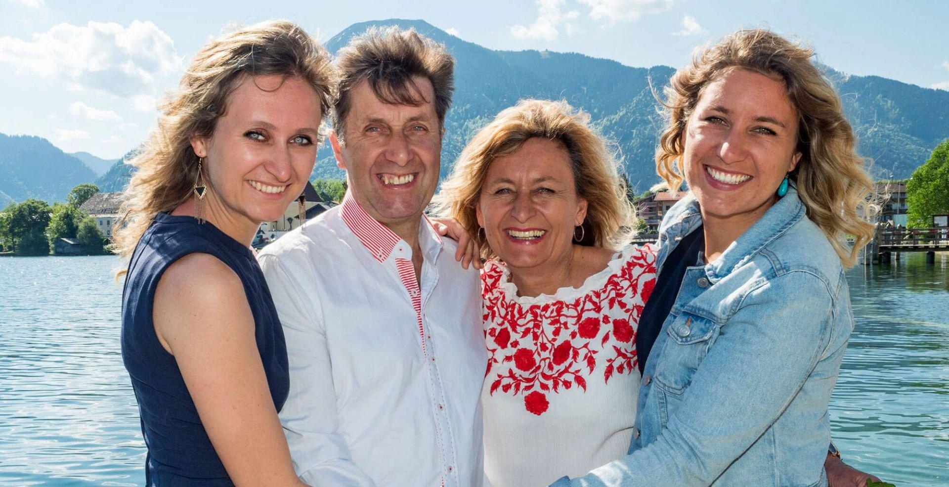 Familie Goller - Gemangerhof Mellaun