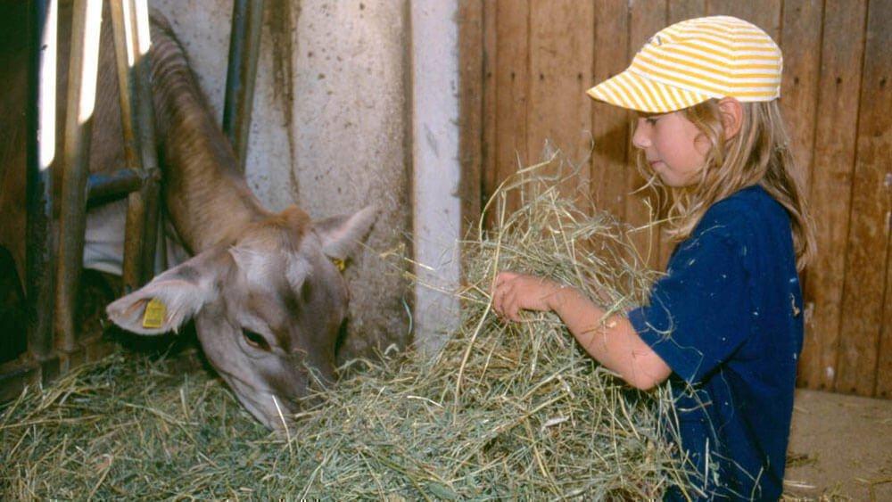 Frötscherhof Mellaun - Langeweile kennt keiner bei unserem Erlebnisbauernhof