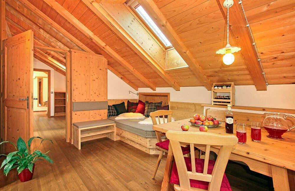 Frötscherhof Mellaun - Ferienwohnungen/Appartement in Südtirol/Brixen