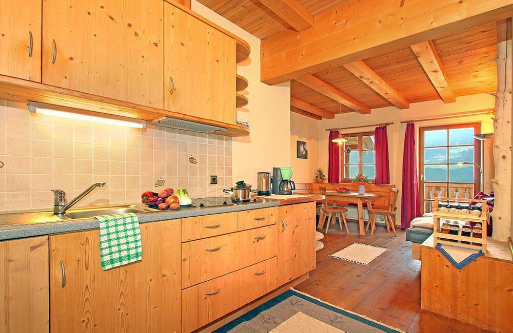 Frötscherhof Mellaun - Ferienwohnungen/Appartements in Südtirol/Brixen