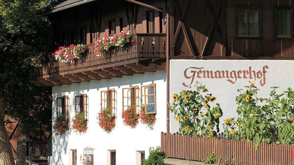 Gemangerhof Mellaun - Ferien im Eisacktal