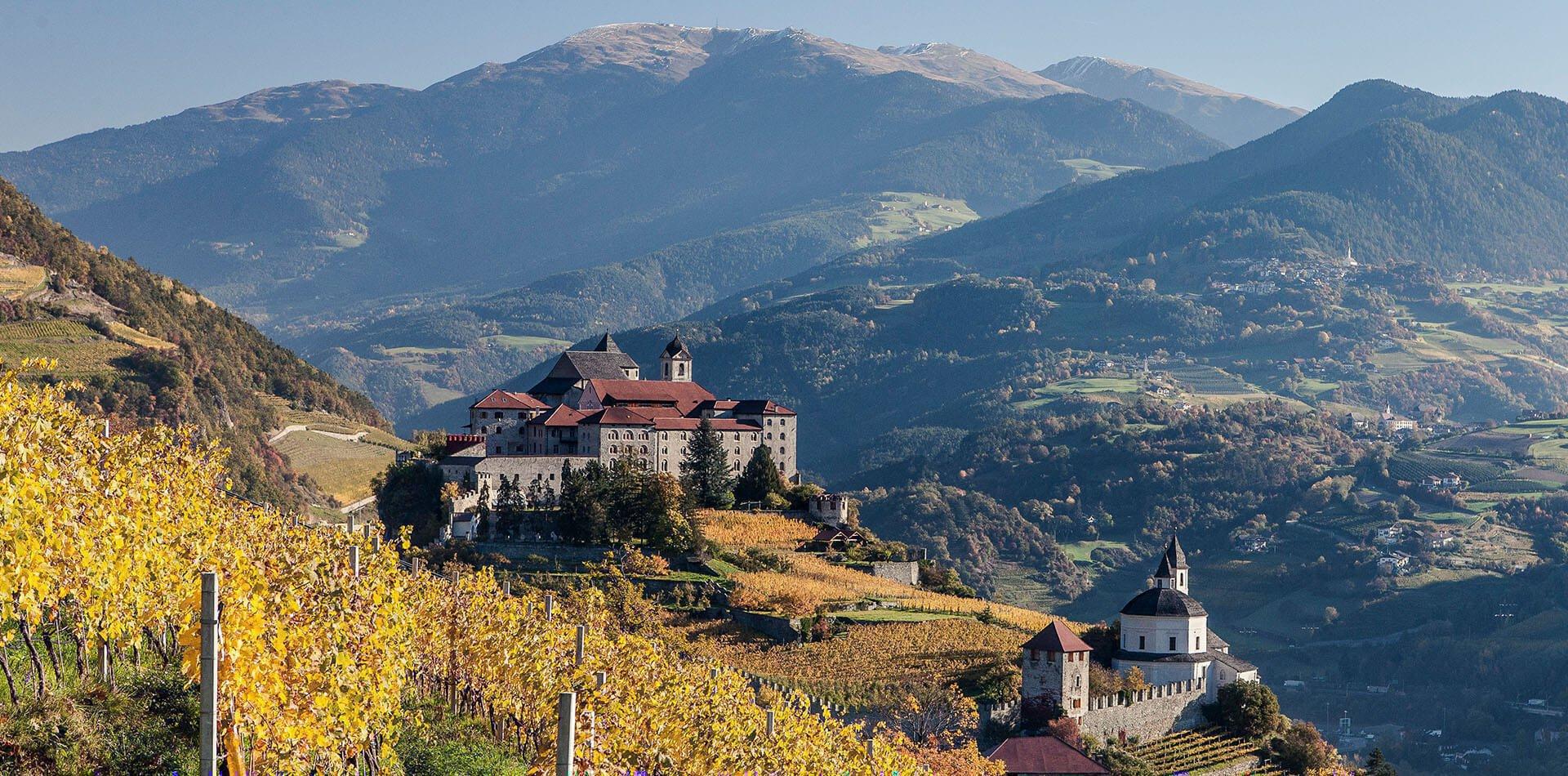 Herbsturlaub in Brixen/Südtirol | Törggelen im Eisacktal