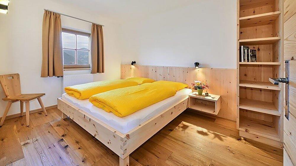 Schagererhof Mellaun - Ferienwohnungen in den Dolomiten/Südtirol