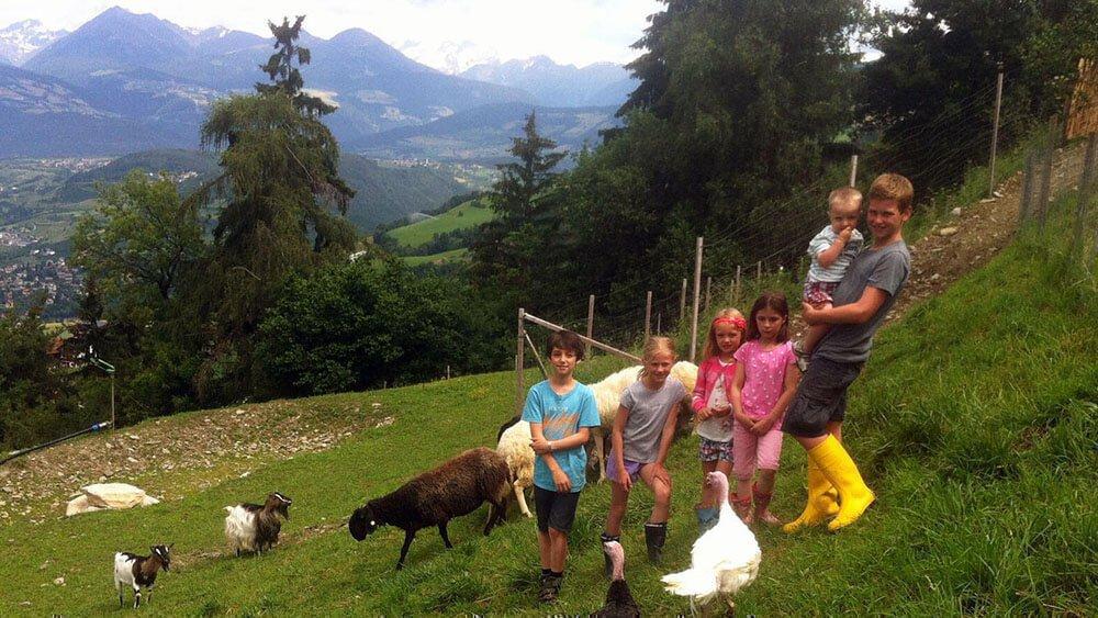 Schagererhof Mellaun | Bauernhofurlaub mit der ganzen Familie