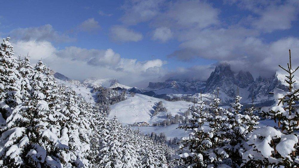 Schagererhof Mellaun | Wandern- und Skifahren auf der Plose in Brixen