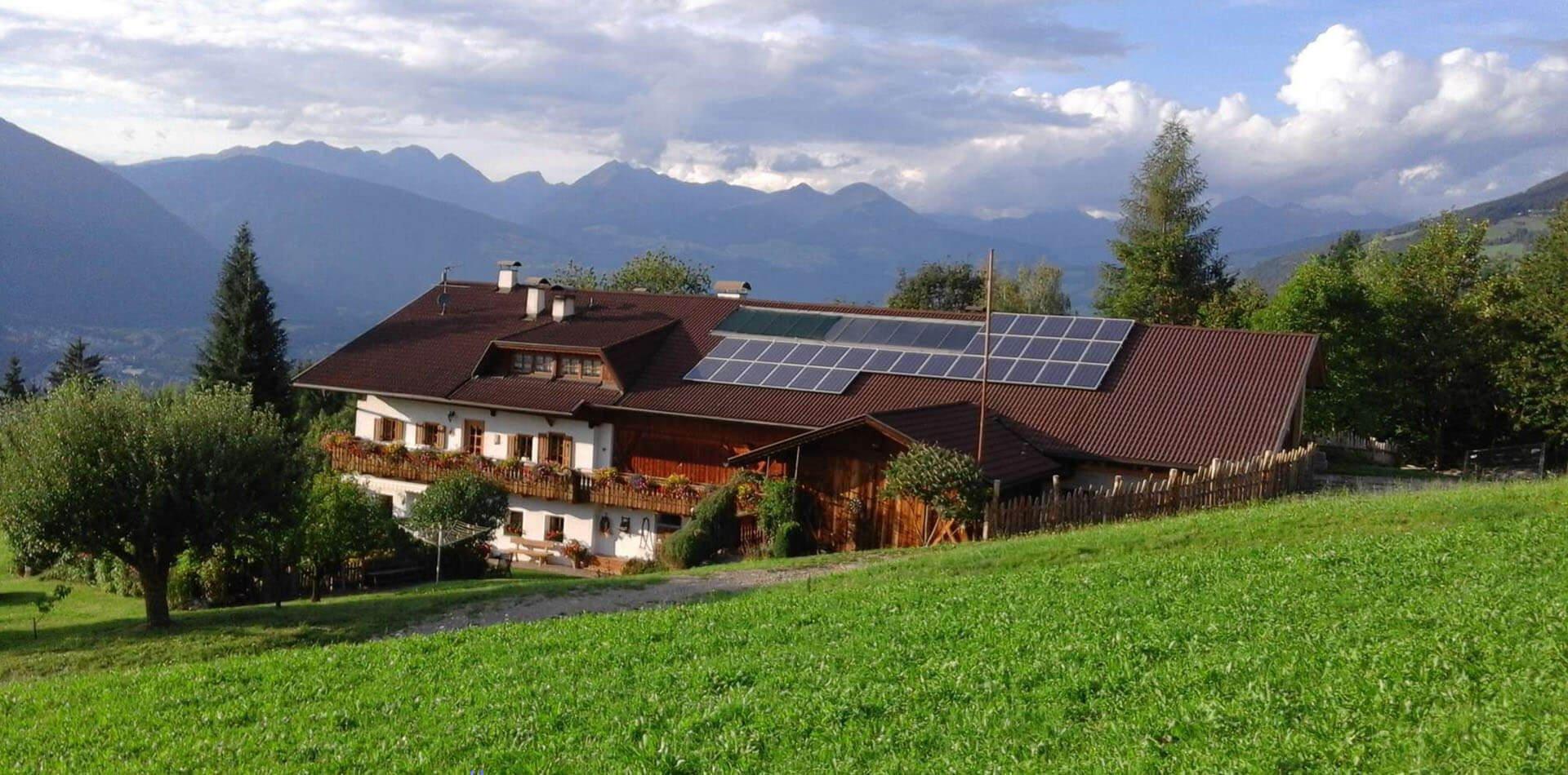 Staudacherhof - Unvergesslicher Bauernhofurlaub in Südtirol